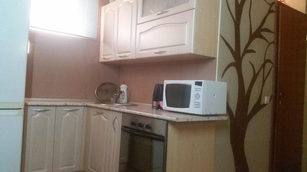 Кухня в банном комплексе